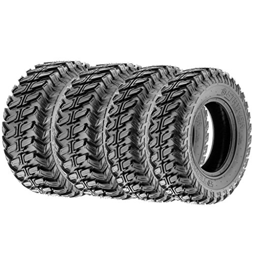 Terache STRYKER AT All Trail ATV UTV Tires 28x9-14 & 28x11-14 8 Ply (Complete Set of 4, Front & Rear) by Terache (Image #10)