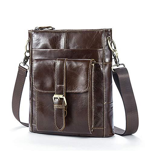 Adjustable Retro Satchel Jxth Leather Classic For Men's Vintage Bag Briefcase Work Strap Day School Messenger Crossbody Shoulder And qT4ZRxFdTw
