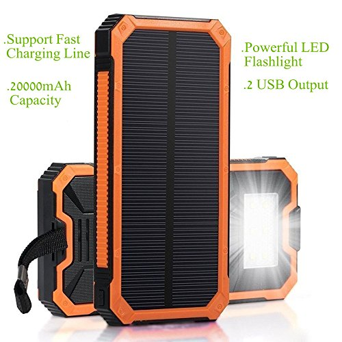 Compact Solar Charger - 7