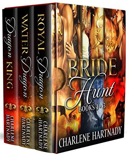 The Bride Hunt Box Set: Books 1-3 by [Hartnady, Charlene]