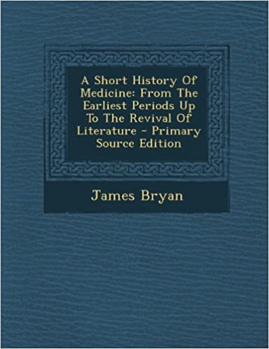 Reddit Books herunterladen A Short History Of Medicine: From
