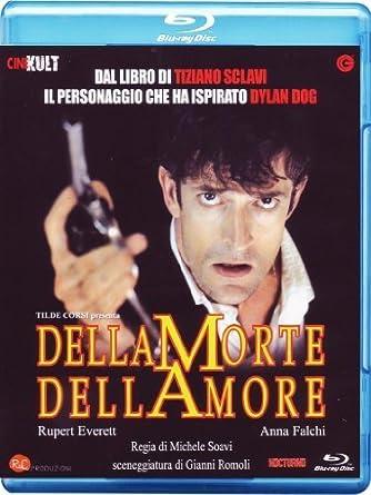 Mi Novia es un Zombie / Cemetery Man (1994) (Dellamorte Dellamore)  (