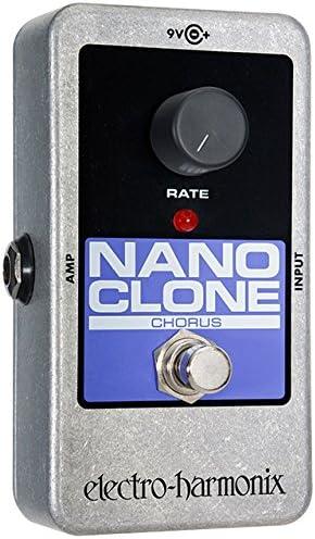 Electro-Harmonix Nano Clone Chorus Pedal
