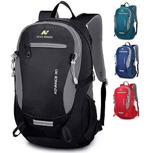 NEVO Rhino 30L Hiking Multipurpose Casual Daypacks Lightweight backpackfor Travel Camping