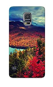 XQMIXjY1962loADG Case Cover, Fashionable Galaxy S5 Case - Clouds Nature Effects Nat Geo Instagram