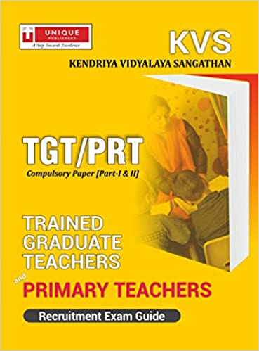 buy kvs tgt prt compulsary paper i ii english book online at