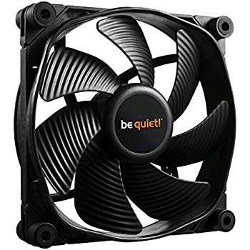 be quiet! Silent Wings 3 120mm PWM, BL066, Cooling Fan