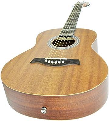 Chord CSC35 - Guitarra compacta, estilo western, tamaño de viaje ...