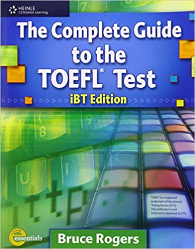 9789812659866: complete guide to the toefl test: reading (ibt.