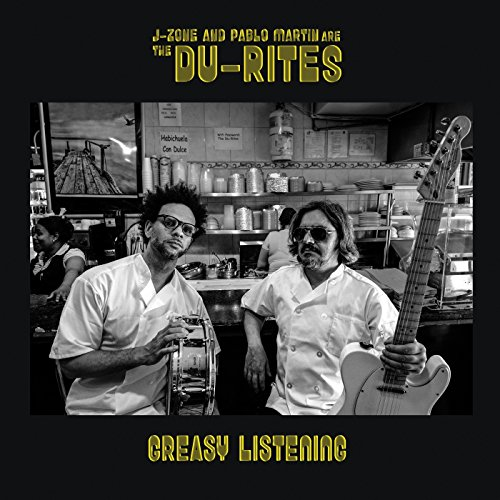 J - Zone and Pablo Martin Are The Du - Rites - Greasy Listening - LIMITED EDITION - CD - FLAC - 2017 - FATHEAD Download