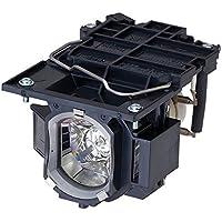Hitachi CP-BX301WN Projector Housing with Genuine Original OEM Bulb