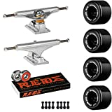 Powell-Peralta Old School Skateboard Pack Independent 169 Trucks Rat Bones Black Wheels Bones Reds