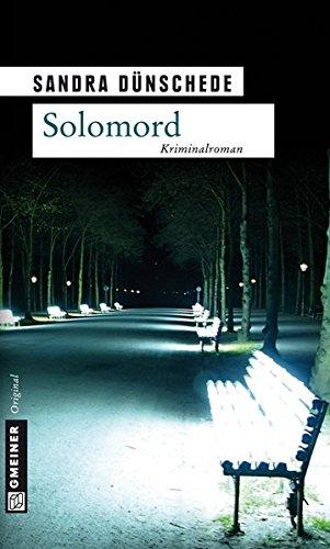 Solomord (Kriminalromane im GMEINER-Verlag)