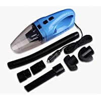 Portable Super 12V 120W Vehicle Car Handheld Vacuum Dirt Cleaner Wet & Dry, Cable Length: 5 meter, It Can be used in the trunk.