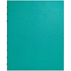 """BLUELINE MiracleBind Notebook, Turquoise, 9.25"""" x 7.25"""", 150 Pages (AF9150.44)"""