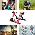 NNZZY-Cavalletto-Magnetico-per-Bicicletta-Allenatore-per-Biciclette-da-Interno-Allenatore-A-Rulli-per-Bicicletta-per-Allenamento-Ciclistico-A-Casa