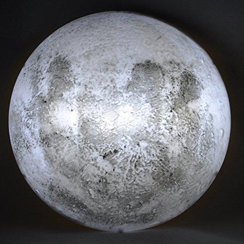 Room Moon Avec Trixes Lampe In My Télécommande Lune Murale xtsQBChdr