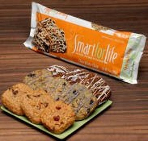 Smart for Life Cookie Diet 2 week kit. 1 week Chocolate, 1 week Oatmeal Raisin by Smart for Life by Smart for Life