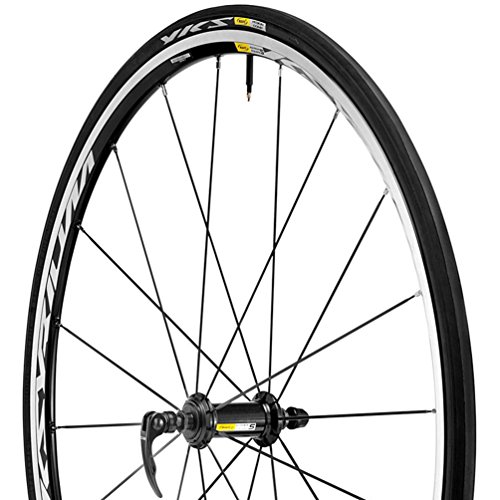 Mavic Ksyrium Rims (Mavic Ksyrium Equipe Wheel System Black, Shimano/SRAM)