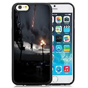 NEW Unique Custom Designed iPhone 6 4.7 Inch TPU Phone Case With Infamous Smoke Ability Jump City_Black Phone Case wangjiang maoyi