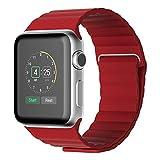 Clebsch abc97123xOLPOIK Apple Watch Band – Red