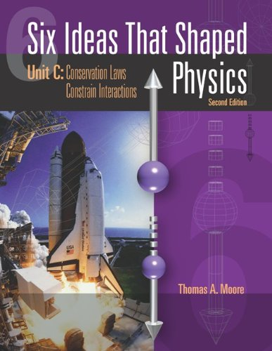 Six Ideas That Shape Physics: C, E, N, Q, R, T