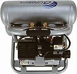 California-Air-Tools-CAT-4610AC-Ultra-Quiet-Oil-Free-10-hp-46-gallon-Aluminum-Twin-Tank-Electric-Portable-Air-Compressor-Silver
