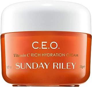 product image for Sunday Riley C.E.O. Vitamin C Rich Hydration Cream