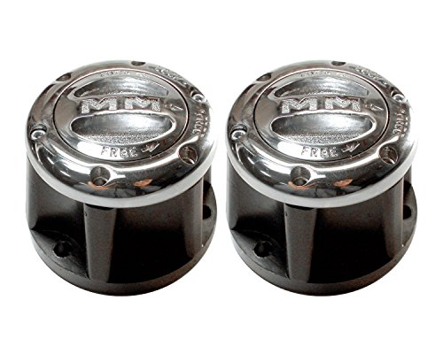 Big Save! Mile Marker 435 Premium Manual Hub Set