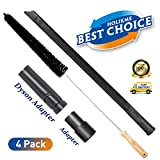 Best Dryer Vent Cleaning Kits - Holikme 4 Pack Dryer Vent Cleaner Kit Vacuum Review