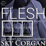 Flesh, Books 1-3 | Sky Corgan