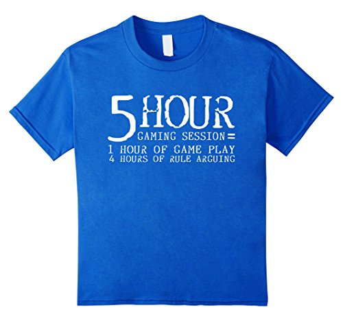 Funny-5-Hour-Gaming-T-Shirt-RPG-Tabletop-Gaming-Shirt