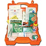 GIMA 34184 Kit Pronto Soccorso, All. 2, Valigetta Plastica