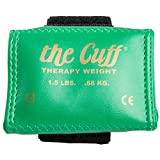 the Cuff: The Original Cuff Ankle and Wrist Weight, 1.5 lb, Olive