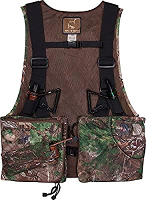 Ol' Tom Time & Motion Essentials Turkey Vest - Realtree Xtra Green Camo