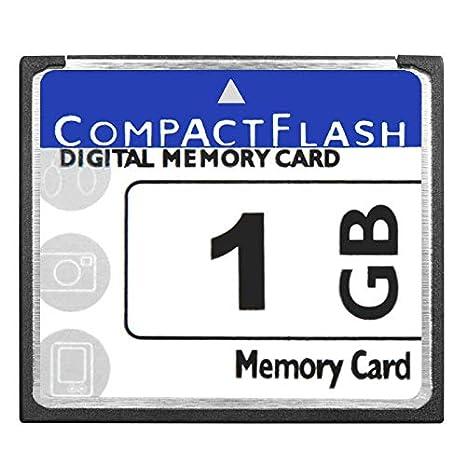 Digital HD Tarjeta de Memoria de 1 GB CF Card Compact Flash ...