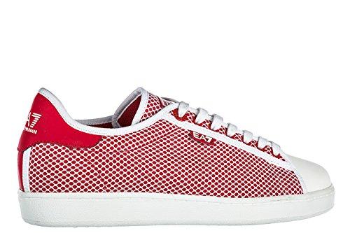 Emporio Armani EA7 Damenschuhe Damen Schuhe Sneakers Turnschuhe Classic Sea Worl