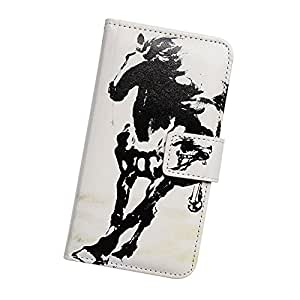 Fabcov Packing Bcov Black Running Horse Wallet Leather Cover Case for 4.7¡° iPhone 6 6G
