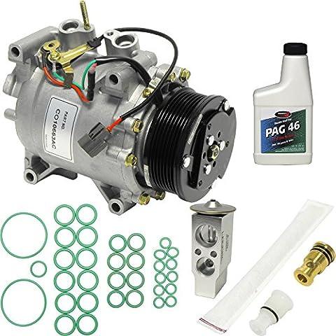 Universal Air Conditioner KT 1031 A/C Compressor and Component Kit (Compressor Air Conditioning)