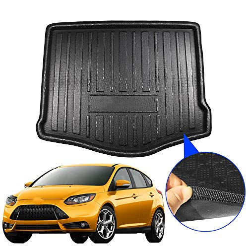 Water Resistant Car Boot Trunk Liner Durable Lip Protector S- tech automotive Grand TOURNEO Connect Heavy Duty