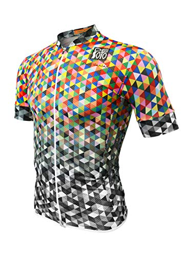 De Soto Skin Cooler Full Zip Tri Top Short Sleeve - 2019 (Medium, Color ()