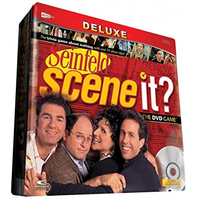 Scene It? Seinfeld: Toys & Games