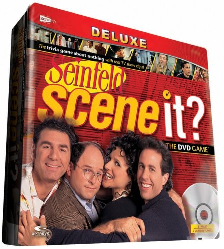 Scene It Seinfeld by Scene It
