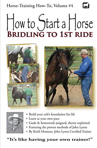 - How to Start a Horse: Bridling to 1st Ride