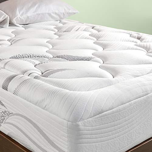 zinus mattresses memory foam 10 inch supreme cloud like mattress full 841550084696 ebay. Black Bedroom Furniture Sets. Home Design Ideas