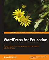 WordPress for Education Front Cover