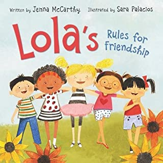 Book Cover: Lola's Rules for Friendship