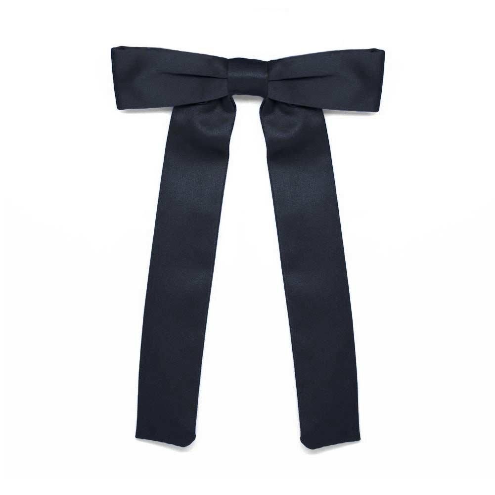 TieMart Dark Navy Blue Kentucky Colonel Tie