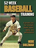 52-Week Baseball Training
