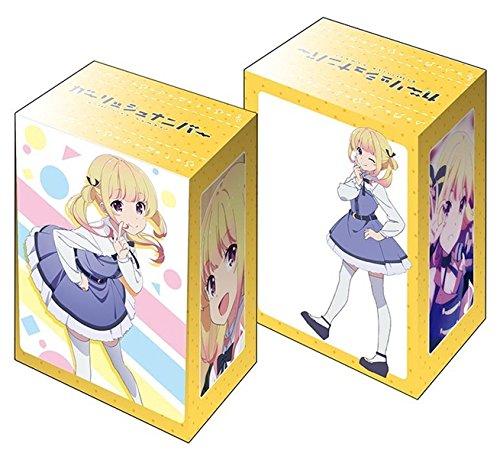 Bushiroad deck holder collection V2 Vol.123 girlish number